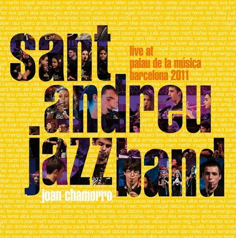 No disc en directe de la Sant Andreu Jazz Band | Actualitat Jazz | Scoop.it