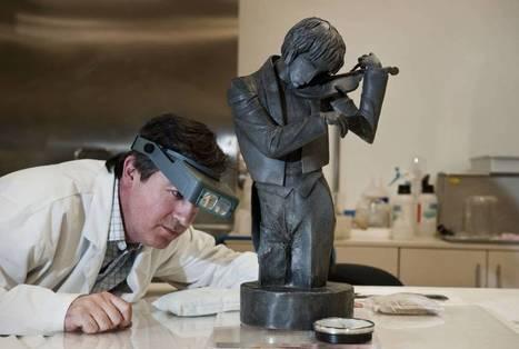 SOS para salvar una escultura de Pablo Gargallo | Crowdfunding en cultura | Scoop.it