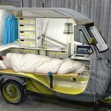 Bufalino, un camping-car sur 3 roues!   Média Mobile   Scoop.it