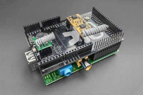 Ninja Pi Crust Let You Connect Arduino Shields to the Raspberry Pi | Embedded Systems News | Scoop.it