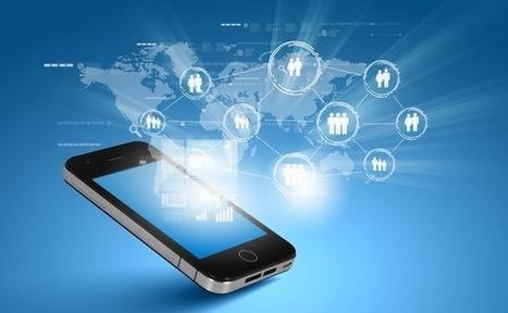 Le mobinaute français utilise en moyenne 5,5 applications par mois | Articles a lire | Scoop.it