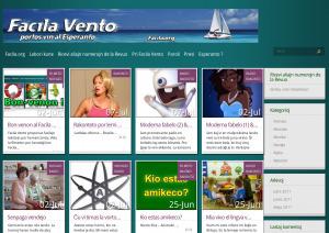 Facila Vento – easy reading in Esperanto | Esperanto Language Blog | Learn Esperanto | Scoop.it