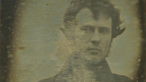The first selfie ever was taken in 1839 | Design | Scoop.it