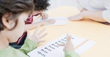 Discalculia: 5 signos de dificultad del aprendizaje matemático | Recursos y novedades DISCLAM | Scoop.it