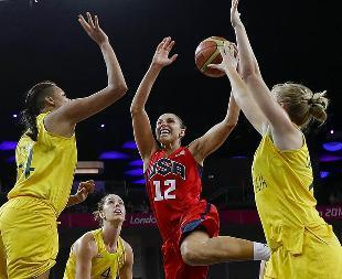 Olympics 2012: US women, on brink of yet another gold, do it for themselves - SportingNews.com | Celebrating Women | Scoop.it