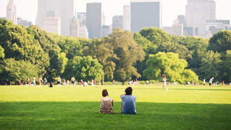 If You Live Near A Park, You're More Likely To Be Happy | Psychology, Sociology & Neuroscience | Scoop.it