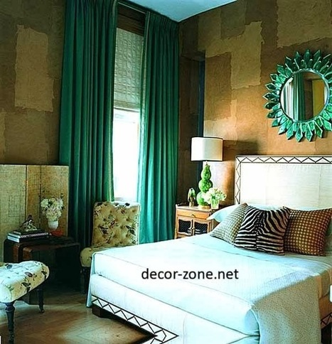creative bedroom paint color ideas - Decor Zone | architectural color | Scoop.it