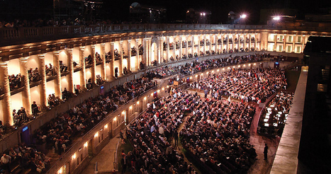 5 outdoor operas - travel in the Mediterranean | Le Marche another Italy | Scoop.it