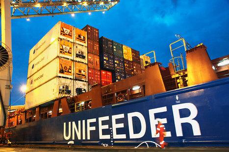 Unifeeder ouvre un nouveau service à Dunkerque - lantenne.com   UNIFEEDER LANCE UN NOUVEAU SERVICE VERS LA RUSSIE AU DÉPART DU PORT DE DUNKERQUE   Scoop.it