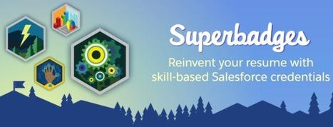 Reinvent Your Resume with Trailhead Superbadges   Digital Badges   Scoop.it