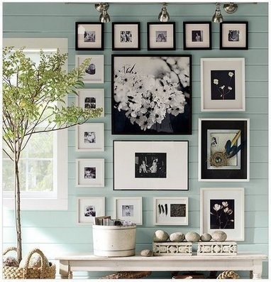 Home Organizing: Hanging Pictures Properly | Interior design | Scoop.it
