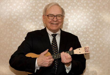 Warren Buffett: Wall Street's No. 1 Media Manipulator | News You Can Use - NO PINKSLIME | Scoop.it