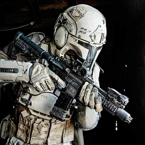 Future Boba Fett layout | Airsoft Showoffs | Scoop.it