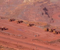 South Africa becomes China's third biggest iron ore supplier | MINING.com | Gold and What Moves it. | Scoop.it