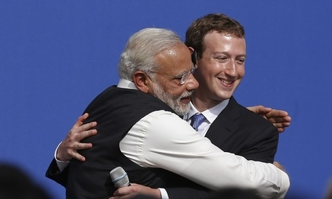 Internet access matters – will Facebook or India provide it? | The Guardian | Internet Development | Scoop.it