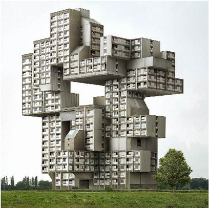 Impossible Architecture by Filip Dujardin | Urban Decay Photography | Scoop.it
