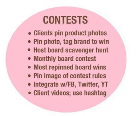 Is Pinterest Good for Hosting Contests? | Business 2 Community | Marketing with Social Media | Scoop.it