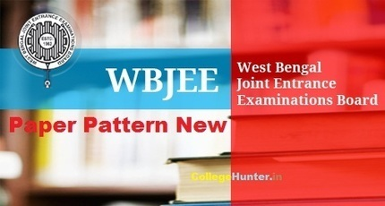 WBJEE Paper Pattern | WBJEE Pattern Important dates 2016 | Direct College Admission | Scoop.it