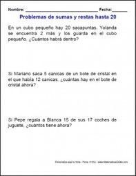 Los cuadernos Rubio - Matemáticas Primaria | Matemáticas Primaria | Scoop.it