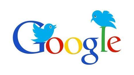 Google serait en pourparlers pour mettre la main sur Twitter | Freewares | Scoop.it