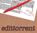 edittorrent | Readers Advisory For Secondary Schools | Scoop.it
