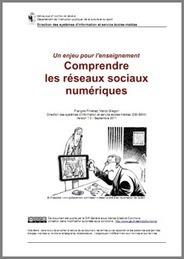 Introduire les réseaux sociaux en classe : oui ! | Formation et culture numérique - Thot Cursus | Web 2.0 et société | Scoop.it