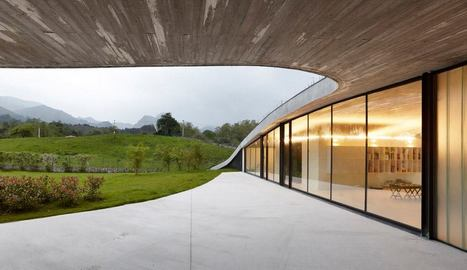 Hotel CAEaCLAVELES / longo+roldán arquitectos   Designalmic   Designalmic   Scoop.it
