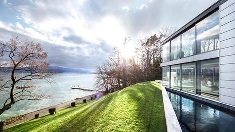 Qui s'offrira une villa à 71 millions au bord du Léman? | Monde | Scoop.it