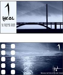 Monnaie Heol : Votez pour vos billets préférés ! - @ Brest | Monnaies En Débat | Scoop.it