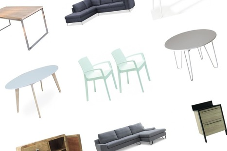 Bon plan : ma wish-list déco chez Sofactory ! | Decocrush | décoration & déco | Scoop.it