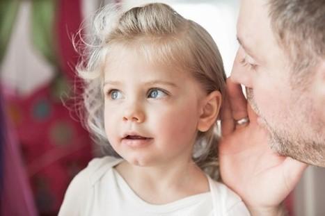Améliorer le langage des parents durant les premières années de l'enfant pour favoriser sa future réussite scolaire | Bibliothèques | Scoop.it