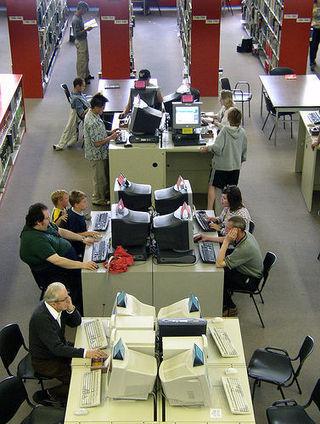 Au Canada, les bibliothécaires aussi font de la résistance | Bibliothèque et Techno | Scoop.it