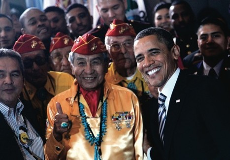 President Obama Answers Questions From Indian Country Today Media Network In Unprecedented Exchange | AboriginalLinks LiensAutochtones | Scoop.it