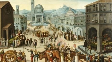 Images de la ville. Penser la rupture de 1562 - Des Reliques et des villes | Histoire de France par ClC | Scoop.it
