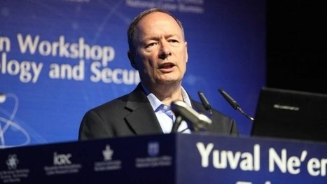 Cooperation key to cyber-security, says ex-NSA head - The Times of Israel | ISRAEL | Scoop.it