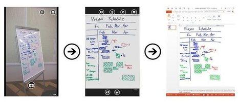 Microsoft lanza en iOS y android su aplicación para transformar capturas en documentos | Edulateral | Scoop.it