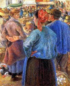13 novembre 1903 décès de Camille PISSARRO | Racines de l'Art | Scoop.it