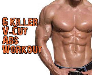 6 Killer V-Cut Abs Workout | Best Leg Workouts For Mass Gain | Scoop.it