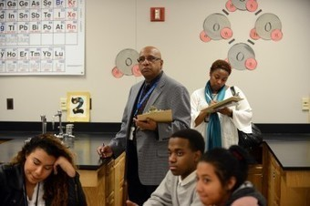 In this high school, reading and writing happens in every class, even math and chemistry | NASSP in the News | Scoop.it