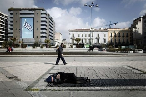 How Broke Is Greece? This Broke   TheBlaze.com   Greece today   Scoop.it