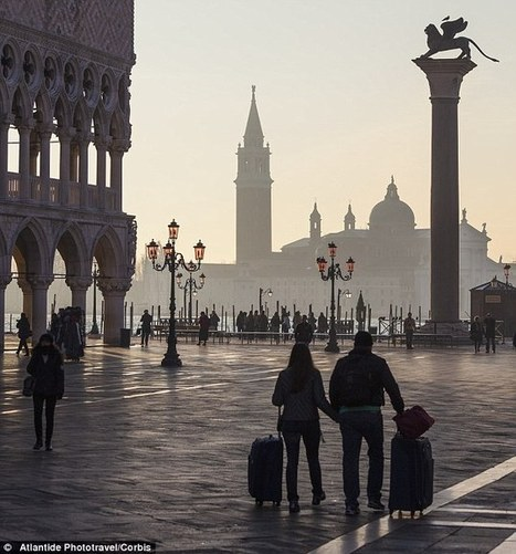 Venice official denies that wheelie suitcases to be banned in the city | Rome Florence Venice Vacations | Scoop.it