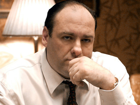 James Gandolfini: He did for television what Marlon Brando did for the movies | EW.com | Le Journal de la Télé - Nostalgie | Scoop.it