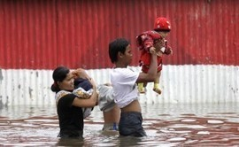 Monsoon floods in eastern India kill three, displace thousands | Sustain Our Earth | Scoop.it