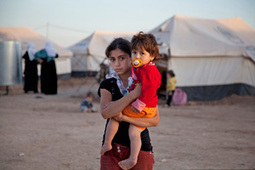 Women: Victims of conflict or agents of change? - IRINnews.org   Modern Middle East   Scoop.it