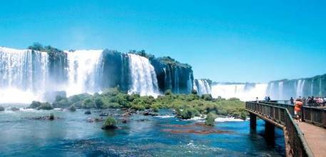Michael Steinberger Latin Tour Dimensions Iguazu/Iguassu Falls | Michael Steinberger Latin Tour Dimensions | Scoop.it