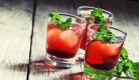 Això és el que beus quan beus aigua amb gust de fruita   Diari de les CIÈNCIES DE LA  NATURALESA   Scoop.it