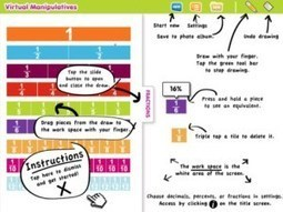 5 Math Manipulatives for your Digital Toolkit | iPad learning | Scoop.it