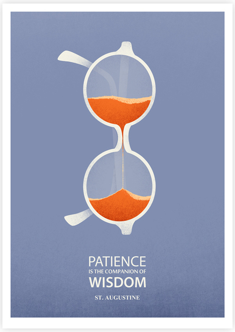 Famous Quotes are Paired with Clever Illustrations | leadingfromthelibrary | Scoop.it