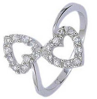 Get unique engagement rings for your special day   Stainless Steel Blue Rings   Scoop.it