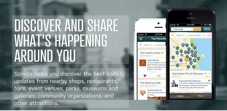 Twitter acquires geo-localized social curation startup Spindle | Content Marketing & Content Curation Tools For Brands | Scoop.it